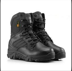 Men's Army Tactical Comfort Combat Military Ankle Boots Work