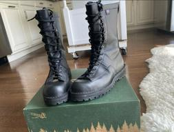 """Men's Danner Fort Lewis 10"""" 200g Insulated Combat Boots Size"""