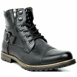 men s military motorcycle combat boots