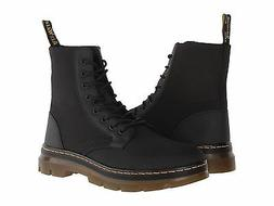 Men's Shoes Dr. Martens COMBS 8 Eye Nylon Combat Boots 16607