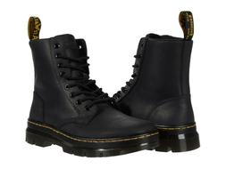 Men's Shoes Dr. Martens COMBS LEATHER 8 Eye Combat Boots 260