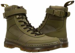 Men's Shoes Dr. Martens COMBS TECH 8 Eye Nylon Combat Boots