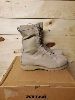 Bates Men's Size 15 Extra Wide - Military Combat Boots - Bra