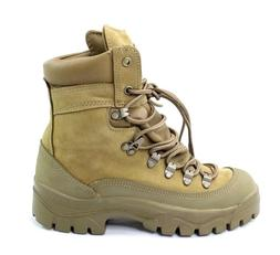 Bates Mens Mountain Combat Boots Size 4 R E03412A Temperate