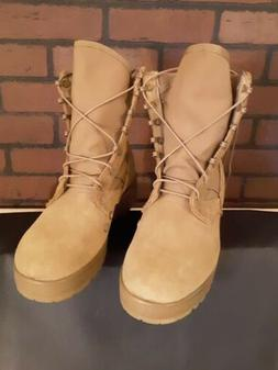 Military Army Boots Combat Hot Weather Coyote OCP Altama Vib