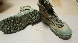 MILITARY COMBAT HIKING BOOTS BATES 6W FC16-2