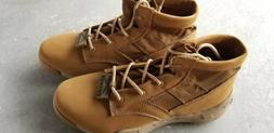 "*NEW* 11R Coyote Brown Military Boot Lightweight V-Max 6"" Co"