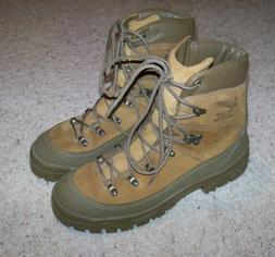 """NEW Danner ICH 7"""" Olive Brown Hiking GTX Leather Combat Boot"""