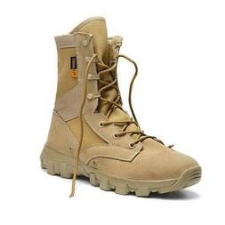 New Mens Military Ankle Boots Tactical Combat Lace Up Outdoo