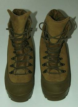 NEW  BATES  MILITARY MOUNTAIN COMBAT BOOTS GORE-TEX  E03412C