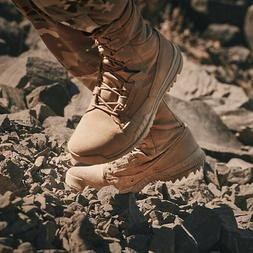 "NEW NIKE SFB FIELD 8"" LEATHER MILITARY COMBAT BOOTS COYOTE 6"