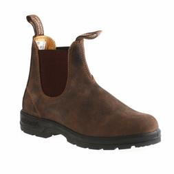 NEW Blundstone Style 585 Rustic Brown Leather Boots For Wome