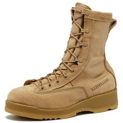 New Belleville Tan Combat Boots 790G Waterproof Infantry Mil