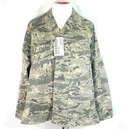 New US Military Air Force Womens 10 Short Utility Camouflage