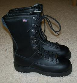 """NEW Women's Danner 10"""" Combat Leather Safety Boots Fort Lewi"""