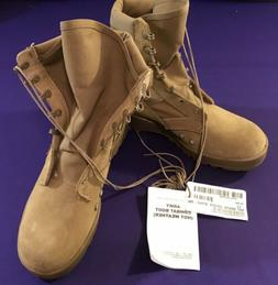 Odyssey ARMY COMBAT BOOTS Hot Weather COYOTE Style 798 Vibra