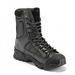 Outdoor Mens Leather Tactical Boots Military Combat Army SWA