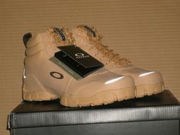 Oakley Outdoor Military Combat Boot    Tan    Size:12.5