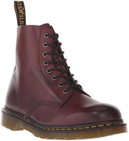 Dr. Martens Unisex Adults' Pascal Classic Boots, Red , 8 U