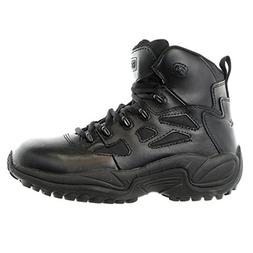 Reebok Work Men's Rapid Response RB8678 Safety Boot,Black,8.