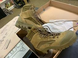 BATES Size 10.0 R HOT WEATHER MILITARY  MCB MOUNTAIN COMBAT