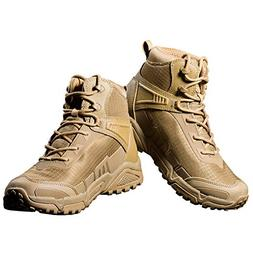 """FREE SOLDIER Men's Tactical Boots 6"""" inch Lightweight Comb"""