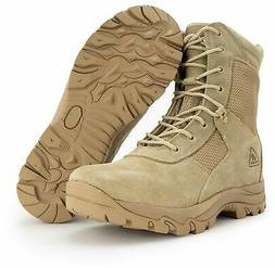 Ryno Gear Tactical Combat Boots with CoolMax Lining Beige8 1