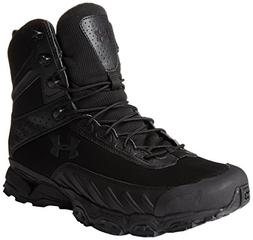 Under Armour Men's UA Valsetz Side Zip Tactical Boots 10 Bla