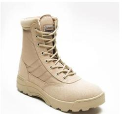 Unisex Mens/Womens Combat Desert Tactical Boots Hiking Milit