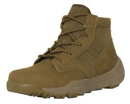 "US Army Coyote Brown Military Boot Lightweight V-Max 6"" Comb"