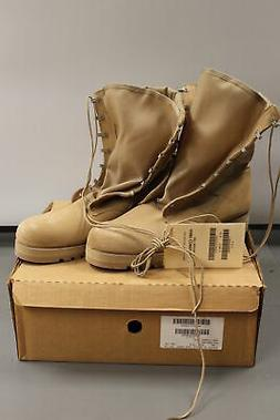 Wellco US Military Combat Boots, Size: 16, 8430-01-514-5253,