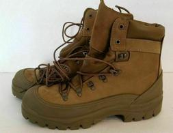US MILITARY ISSUE 3412A MCA MOUNTAIN COMBAT HIKER BOOTS Size
