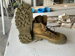 BATES US MILITARY ISSUE MOUNTAIN COMBAT HIKER BOOTS Size  9