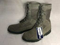 BATES US MILITARY USAF DURASHOCKS MEN'S 12M COMBAT SAFETY ST