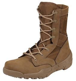 Rothco V-Max Lightweight Tactical Boot, Coyote Brown, Size 1