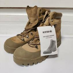 BATES Vibram Sole Military Combat Boot Mountain Boot Size 12