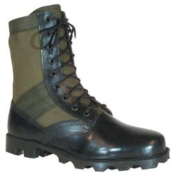 Fox Outdoor Products Vietnam Jungle Boot, Olive Drab, Size 1