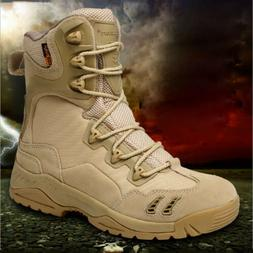 Women's Army Military Combat Martin Boots Tactical Shoe Outd