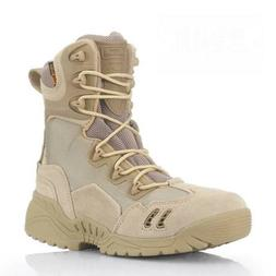 Women's Climbing Ankle Boots Military Combat Shoes Army Tact