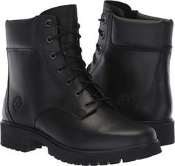 "Timberland Women's Jayne 6"" Waterproof Boot Black Full Grain"