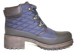 Women's Shoes Lucky Brand AKONN Quilted Booties Combat Boots