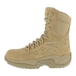 Reebok Women's Tactical Military Desert Tan Boots 8 Inch Sid