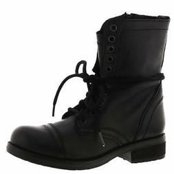 Steve Madden Women's Troopa 2.0 Combat Boot - Choose SZ/Colo