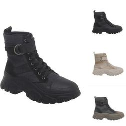 Womens Army Tactical Boots Military Combat Outdoor Training