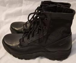 Womens Bates Lightweight Tactical Police Combat Boots Size 8